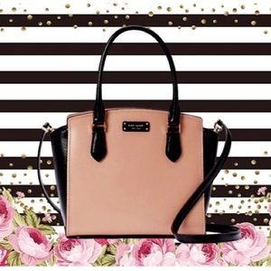 Jeanne Small Satchel by Kate ♠️ Spade